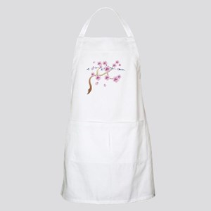 Cherry Blossoms and Mt Fuji BBQ Apron