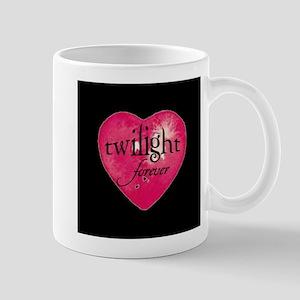 twilight forever heart /blk Mug