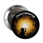 "Church of Spiritual Light 2.25"" Button (10 pa"