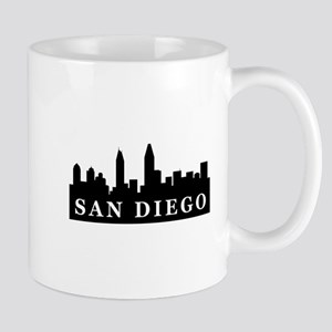 San Diego Skyline Mug