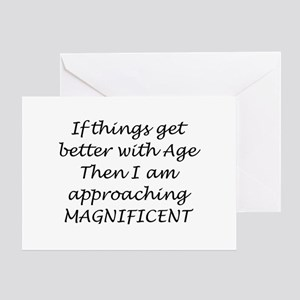 Age 06-004 Greeting Card