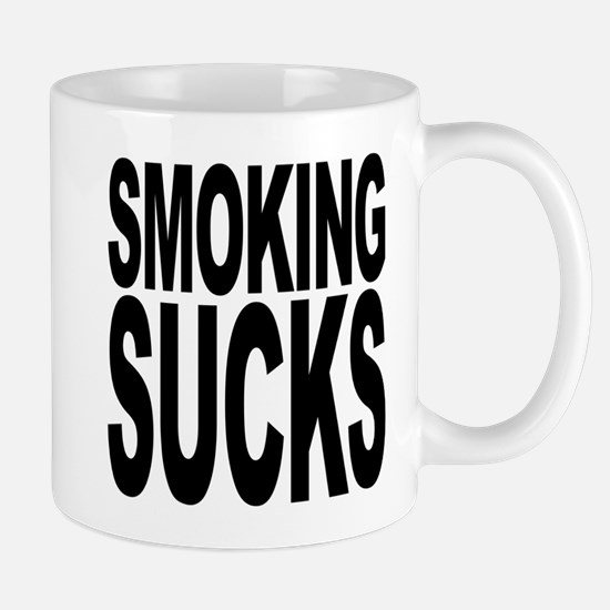 Smoking Sucks Mug
