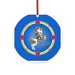 2008 Unicorn Ornament (Round)