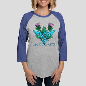 Thistles Scotland Long Sleeve T-Shirt