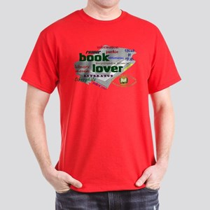 Book Lover Dark T-Shirt