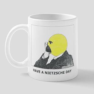 Nietzsche stuff Mug