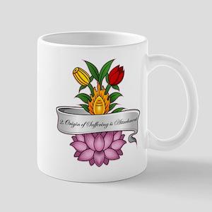 Buddha's 2nd Truth Mug