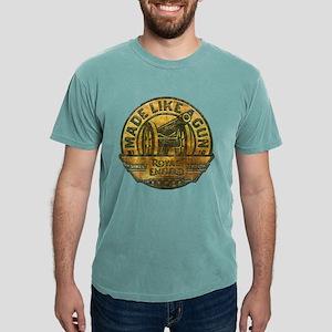 Faded Royal Enfield Retro Logo T-Shirt