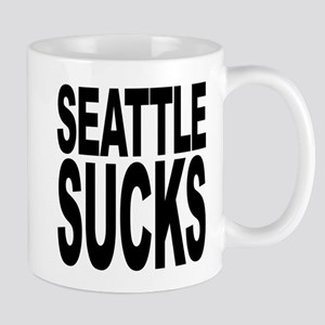 Seattle Sucks Mug