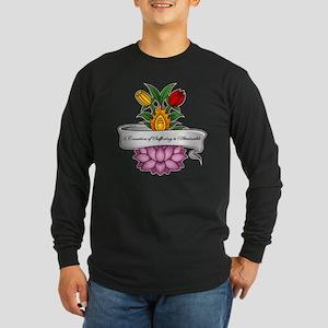 Buddha's 3rd Truth Long Sleeve Dark T-Shirt
