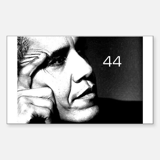 44 Rectangle Bumper Stickers