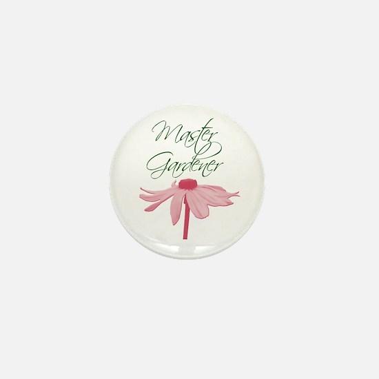 Master Gardener Mini Button