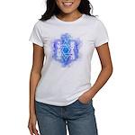 Star of David Commandments Women's T-Shirt
