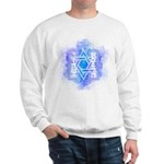 Star of David Commandments Sweatshirt