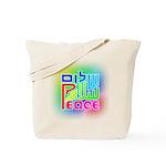 Three Peace Tote Bag