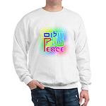 Three Peace Sweatshirt