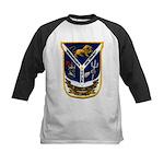 USS JESSE L. BROWN Kids Baseball Jersey