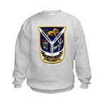 USS JESSE L. BROWN Kids Sweatshirt
