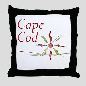 Cape Cod Throw Pillow