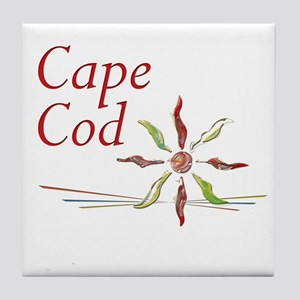 Cape Cod Tile Coaster