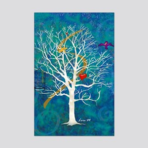 """""""Tree for dreaming"""" Mini Poster Print"""