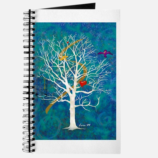 """Tree for dreaming"" Journal"