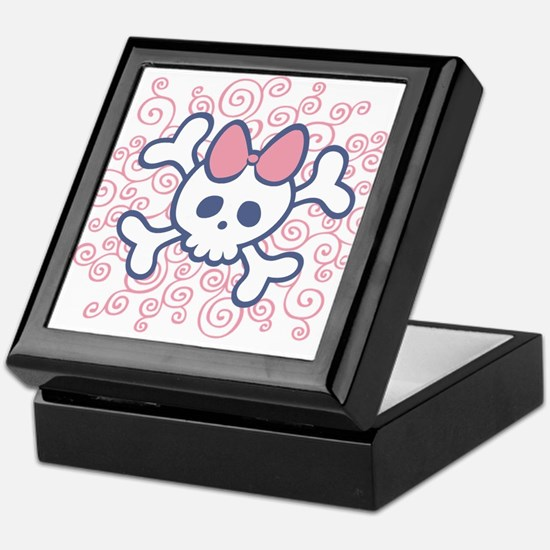 Milly Squigs Keepsake Box