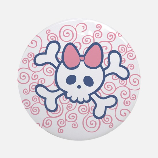 Milly Squigs Ornament (Round)