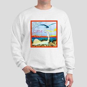 Cape Cod Gull Sweatshirt