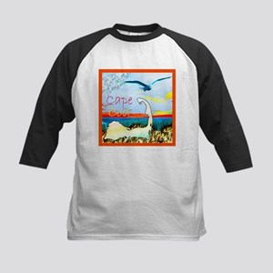 Cape Cod Gull Kids Baseball Jersey
