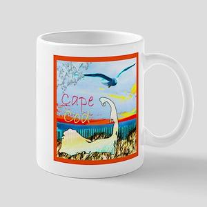 Cape Cod Gull Mug