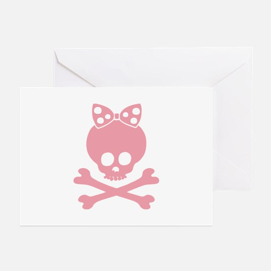 Molly Bow Dot -p Greeting Cards (Pk of 10)