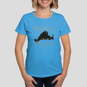 Martha's Vineyard Women's Dark T-Shirt