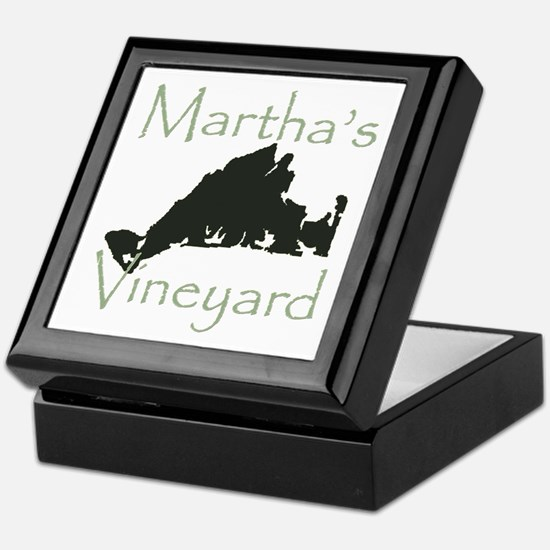 Martha's Vineyard Keepsake Box