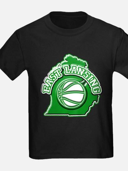 East Lansing Basketball T