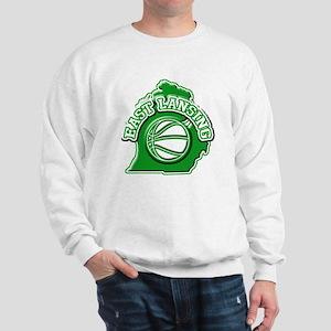 East Lansing Basketball Sweatshirt
