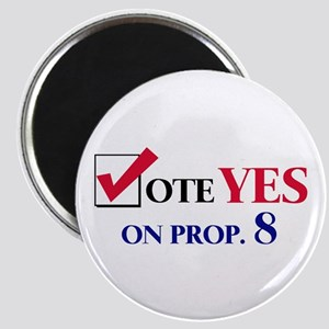 Vote YES on Prop 8 Magnet