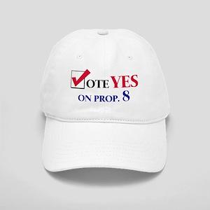 Vote YES on Prop 8 Cap