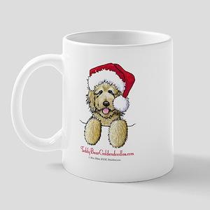 Pocket Santa Fletcher Mug