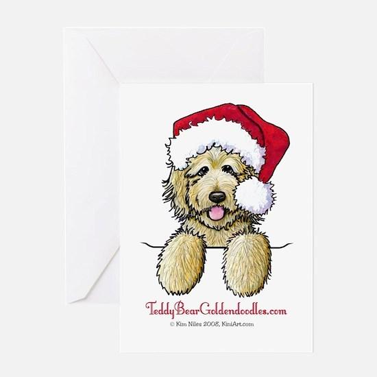 Pocket Santa Fletcher Greeting Card