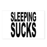 Sleeping Sucks Postcards (Package of 8)