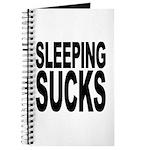 Sleeping Sucks Journal