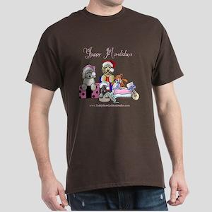Yappy Howlidays Dark T-Shirt