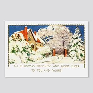 Fresh Snow Postcards (Package of 8)