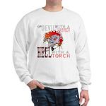 Devil with a Hammer Sweatshirt