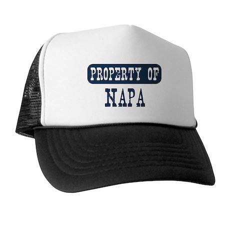 Property of Napa Trucker Hat