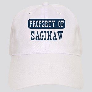 Property of Saginaw Cap