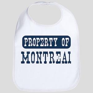 Property of Montreal Bib