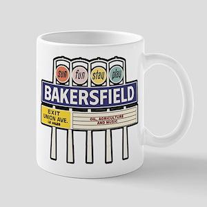 Bakersfield Sign Mug
