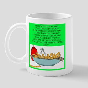 funny geek & professor Mug